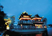 Impressive Dragon Boat Night Cruise Tour