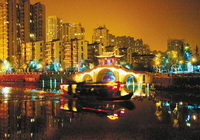 Hangzhou Grand Canal Night Cruise Tour