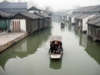 Hangzhou Ancient Watertown Tour to Wuzhen