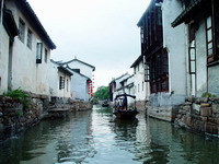 Hangzhou Ancient Watertown Tour to Zhouzhuang